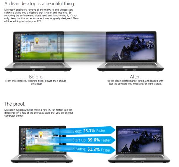 Windows 8: Microsoft Tries to Rein in Bloatware