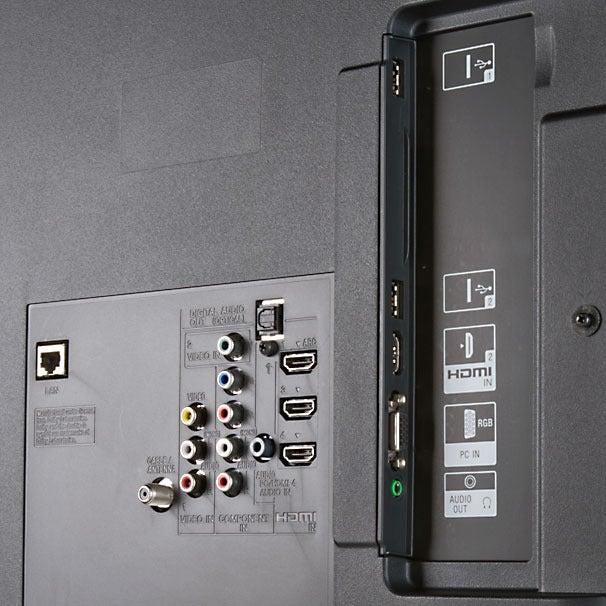 Sony Bravia KDL-46EX523 Review: Sub-$1000 HDTV Offers So-So