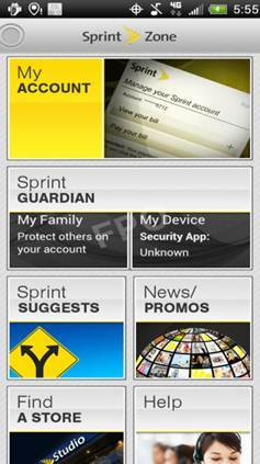 Sprint Guardian Service Apps Keep Your Phone and Family Safe