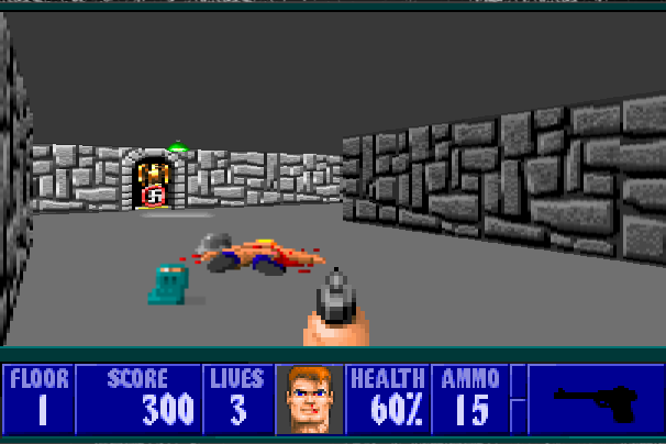 play wolf 3d games online
