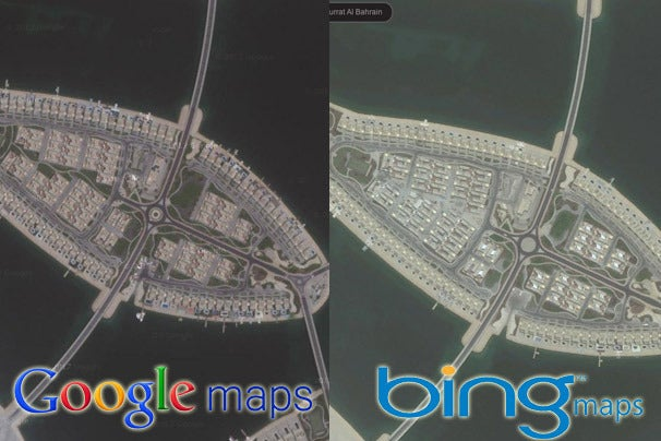 google maps vs bing maps a showdown of satellite images