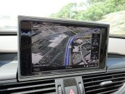 Technology in the Audi 7 connected car