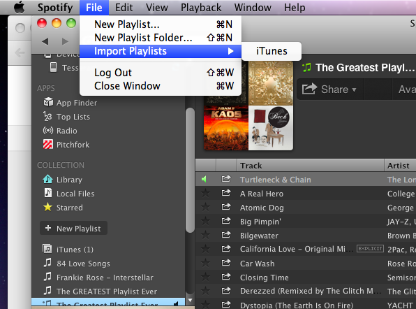 Declare Independence From iTunes With Spotify Premium | TechHive