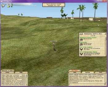 A Tale in the Desert screenshot