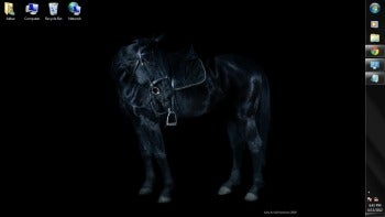 deviantART user immanuel's horse, in Chinese Zodiac Themepack