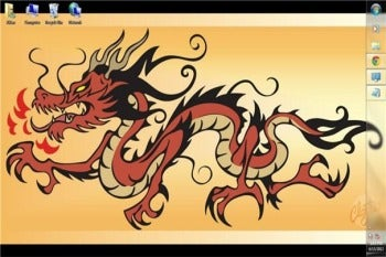 Dragon in Chinese Zodiac Themepack