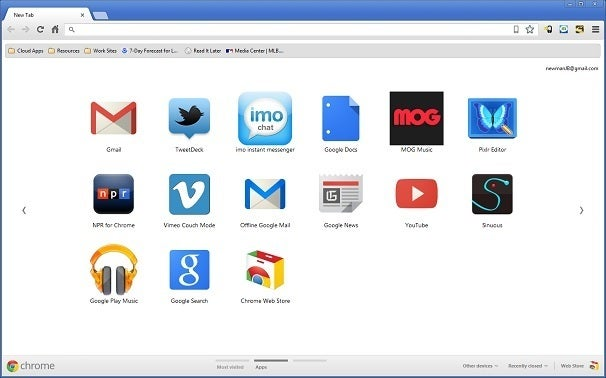 Google Chrome Gets Early Metro-Style App for Windows 8 | PCWorld