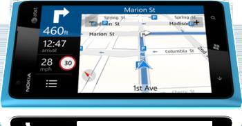 mappe nokia drive
