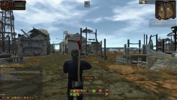 Fallen Earth screenshot