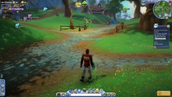 Free Realms screenshot