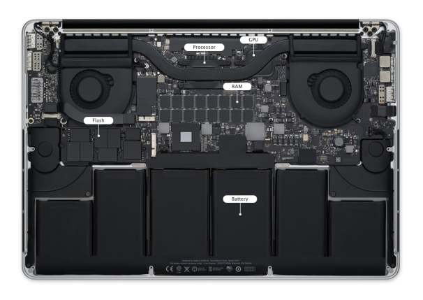 iFixit Teardown: Retina MacBook Pro Will be Hard to Repair