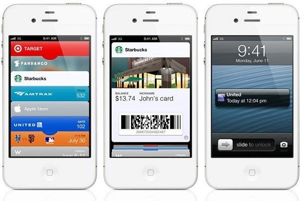 The new iOS Passbook