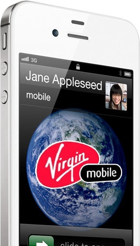 Virgin Mobile Starts Selling Prepaid iPhones