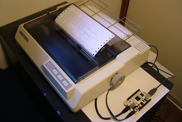 how to make old usb printer wireless
