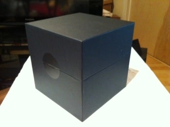 Google Nexus Q box