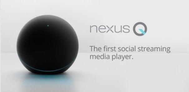Google Unveils Nexus Q Streaming Media Player