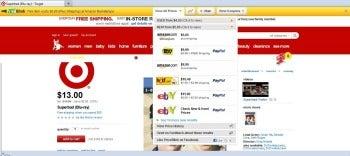 PriceBlink screenshot
