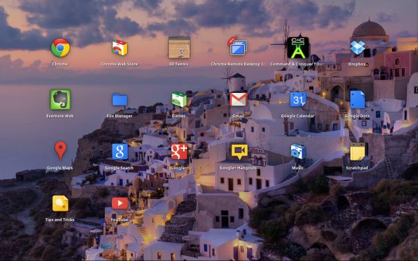 Chrome OS Grows Up