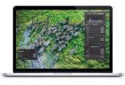 Apple's 15-inch MacBook Pro with Retina display