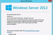 Windows Server 2012 embraces the data center