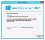 Weighing Windows Server 2012