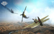E3: Hands On with the World of Warplanes Game
