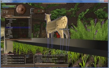 Wurm Online screenshot