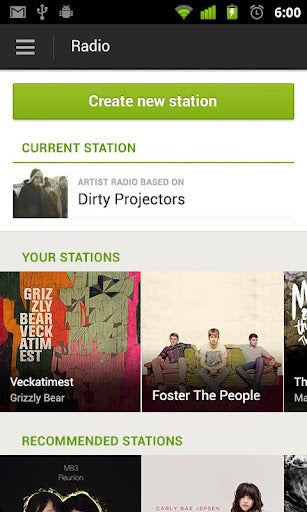Spotify's Pandora-like Radio Feature Lands on Android
