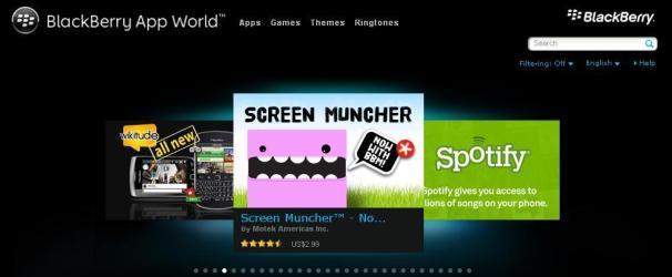 BlackBerry App World Tops Three Billion Downloads, RIM Says   PCWorld