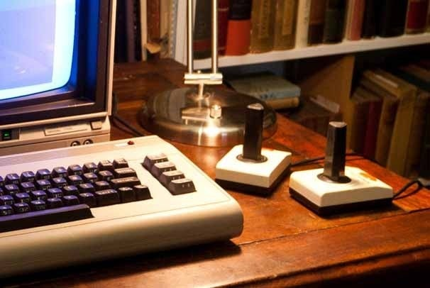 Commodore VIC-1311 joysticks