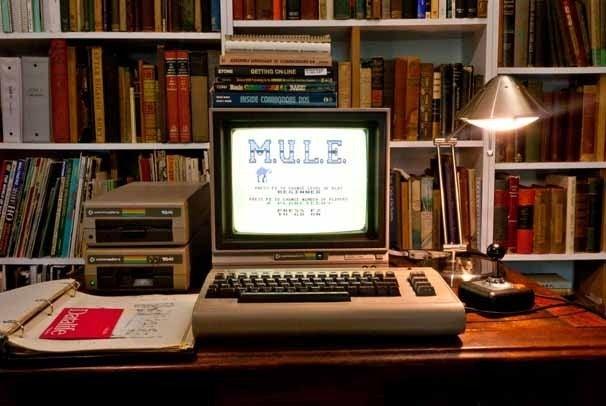 M.U.L.E. (Electronic Arts, 1983)
