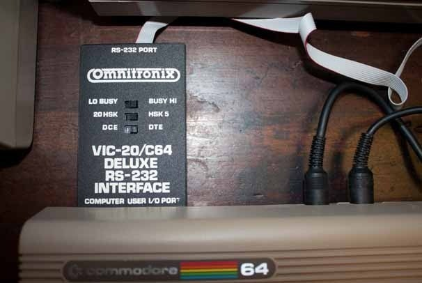 Omnitronix Deluxe RS-232 Interface