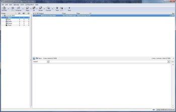 Claws Mail screenshot