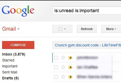 View Only Your (Important) Unread Messages in Gmail | PCWorld