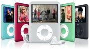 Third-generation Apple iPod nano