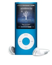 Fourth-generation Apple iPod nano