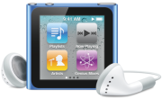 Sixth-generation Apple iPod nano