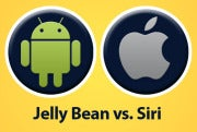 Apple's Siri Versus Google Jelly Bean: Voice Search Showdown