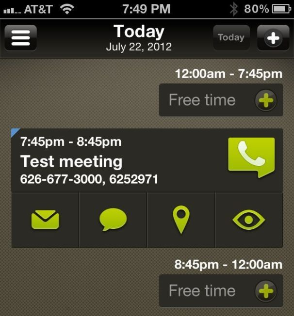App Spotlight: MobileDay Lets You Join Conference Calls With Just