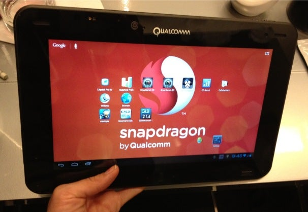 Qualcomm's Quad Snapdragon S4 Pro Tablet Now Available to ...