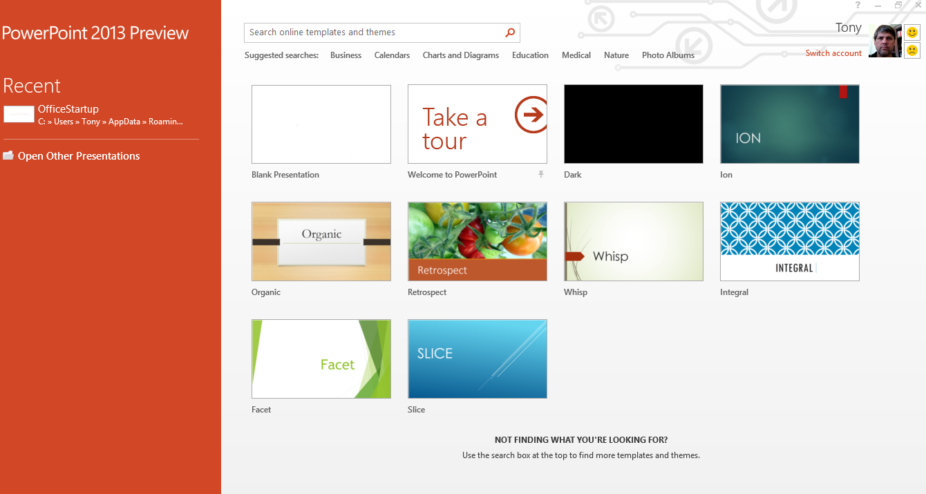 2013 powerpoint themes selol ink microsoft powerpoint 2013 hands on pcworld toneelgroepblik