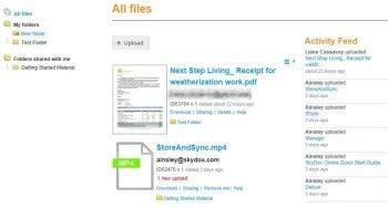 SkyDox screenshot