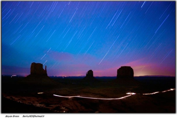 Star-trail photo courtesy of Flickr user Moyan Brenn
