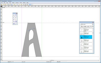 Type Light screenshot