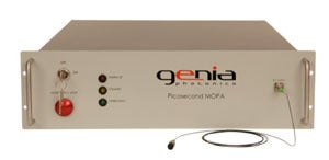 Genia Photonics Picosecond Lasers for Nonlinear Optics