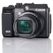 Canon PowerShot G1 X advanced point-and-shoot camera