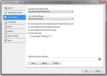 ClipboardFusion screenshot