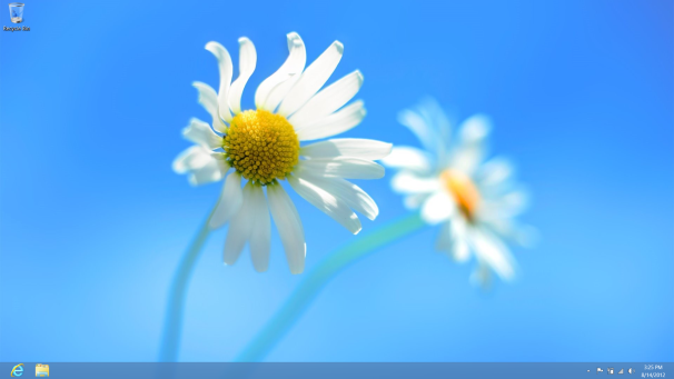 Windows 8 Desktop Background
