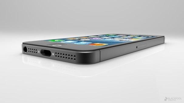 iPhone 19-pin rendering image credit: Blackpool Creative