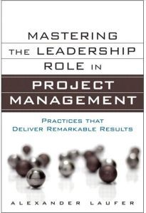 Mastering the Leadership Role e-book